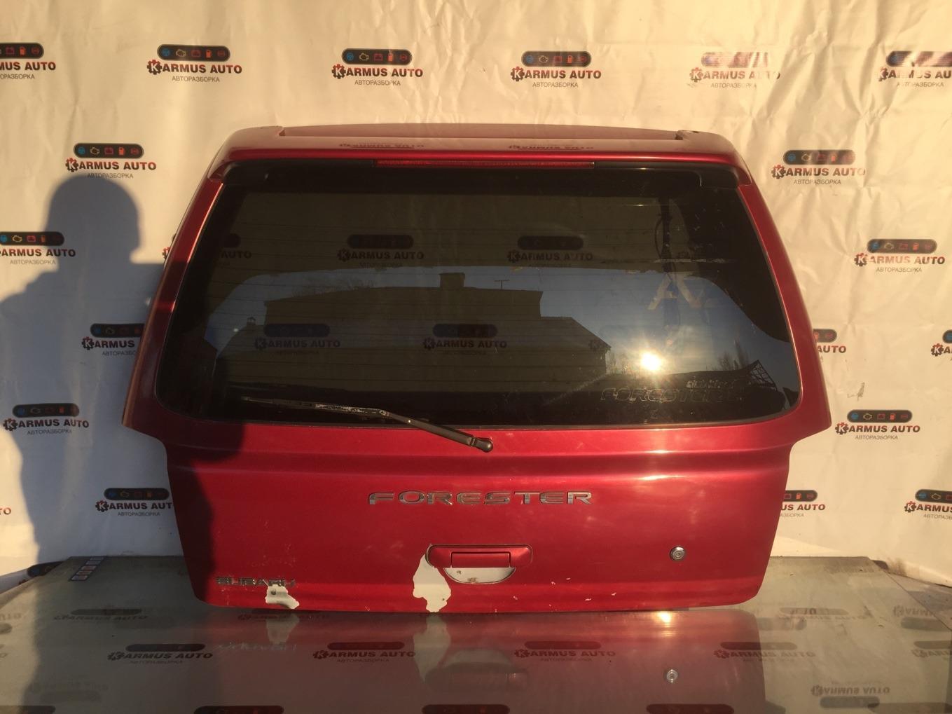 Дверь багажника Subaru Forester SF5 EJ205