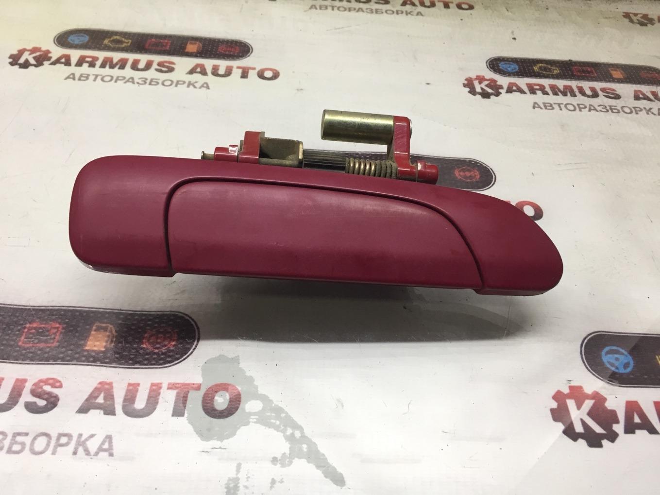 Ручка двери наружная Honda Fit GD3 L12A1 задняя правая