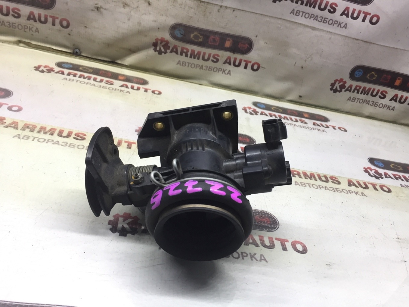 Дроссельная заслонка Toyota Passo KGC10 1KRFE