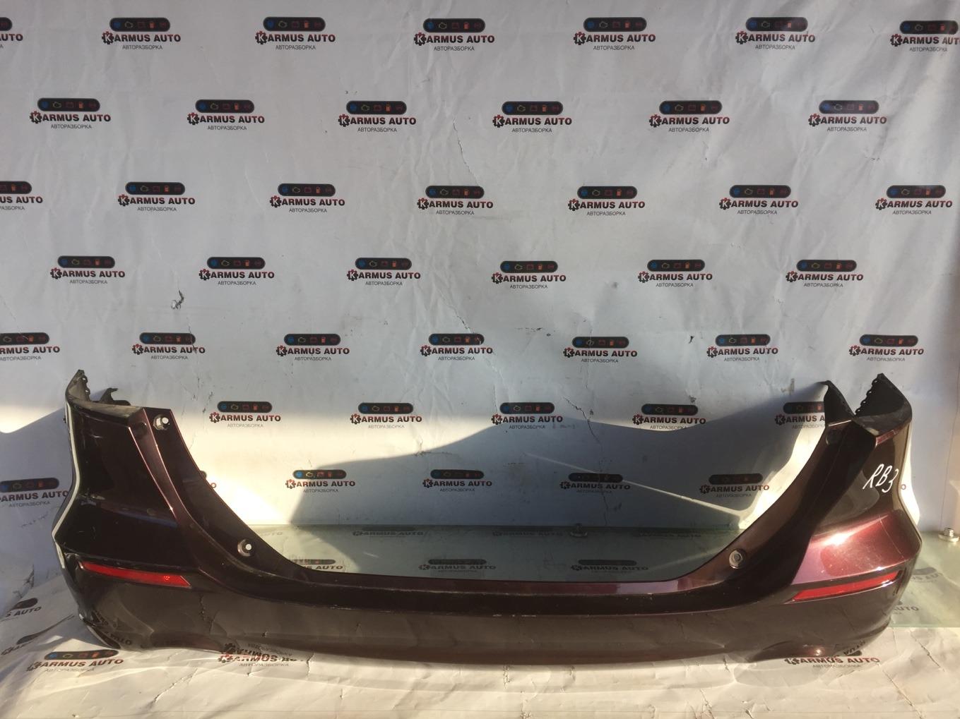 Бампер Honda Odyssey RB3 задний