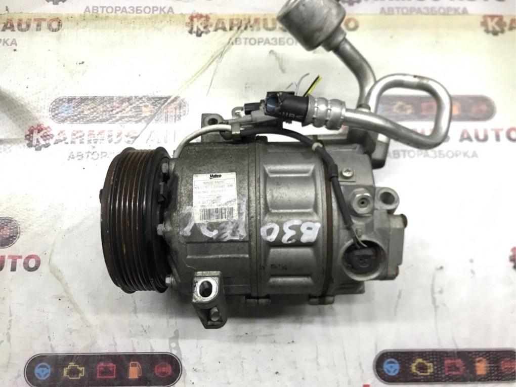 Компрессор кондиционера Nissan Lafesta B30 MR20DE
