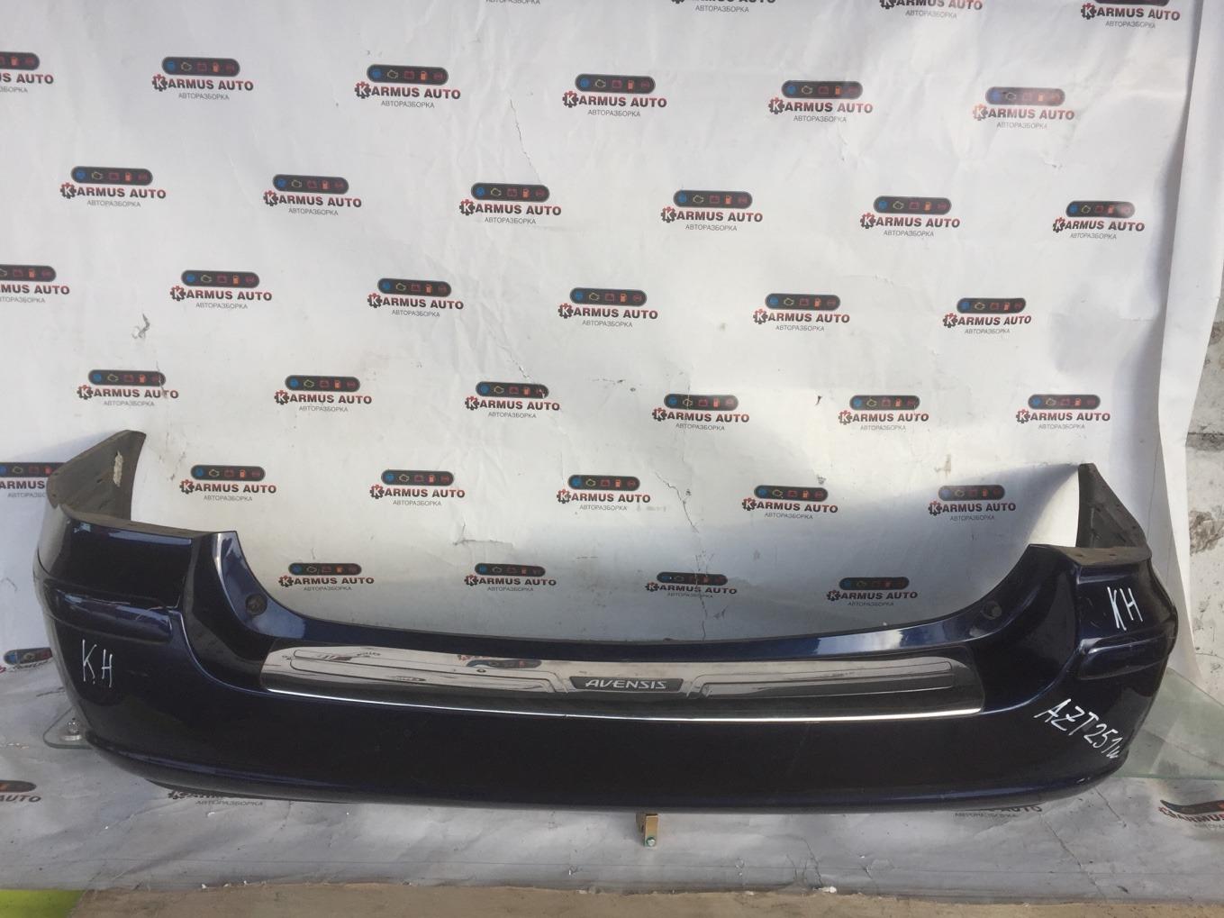 Бампер Toyota Avensis AZT251 задний