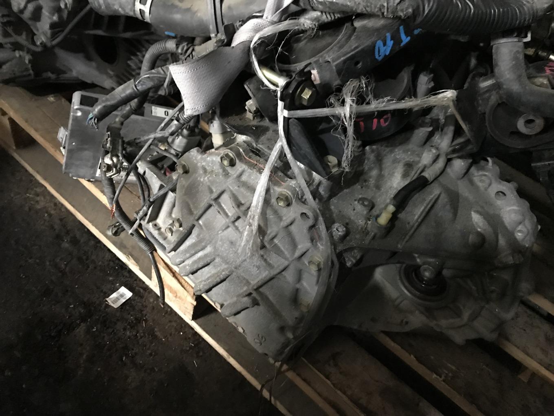 Акпп Toyota Opa ZCT10 1ZZFE