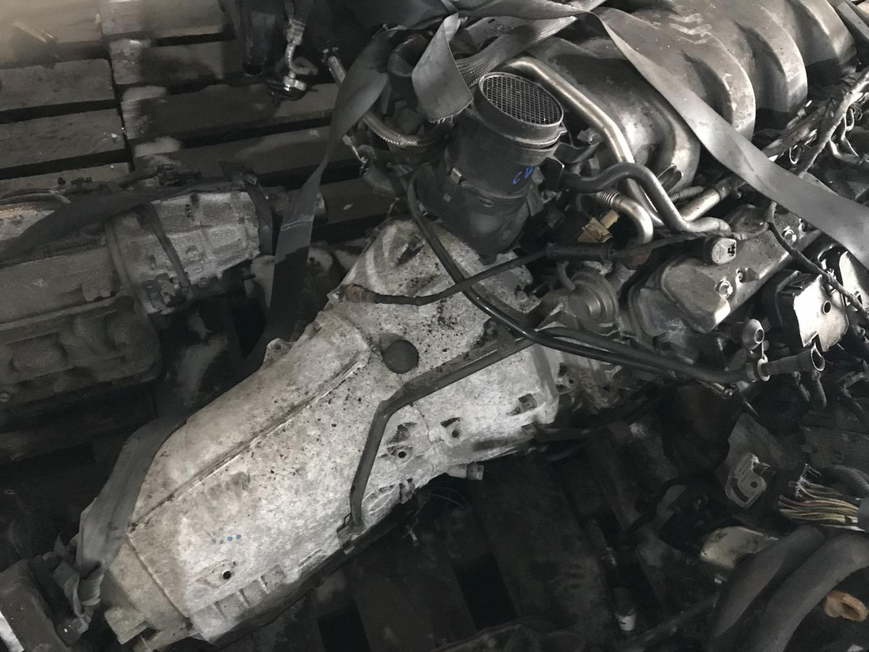 Акпп Mercedes-Benz S-Class V220 M113E43