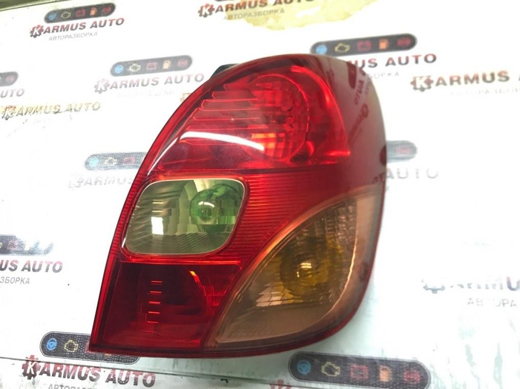 Стоп-сигнал Toyota Corolla Spacio NZE121 правый