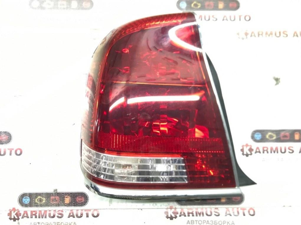 Стоп-сигнал Toyota Crown Majesta UZS171 левый
