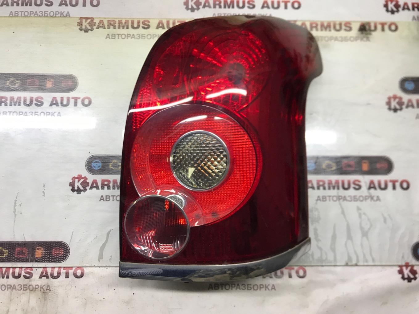 Стоп-сигнал Toyota Avensis AZT250 правый