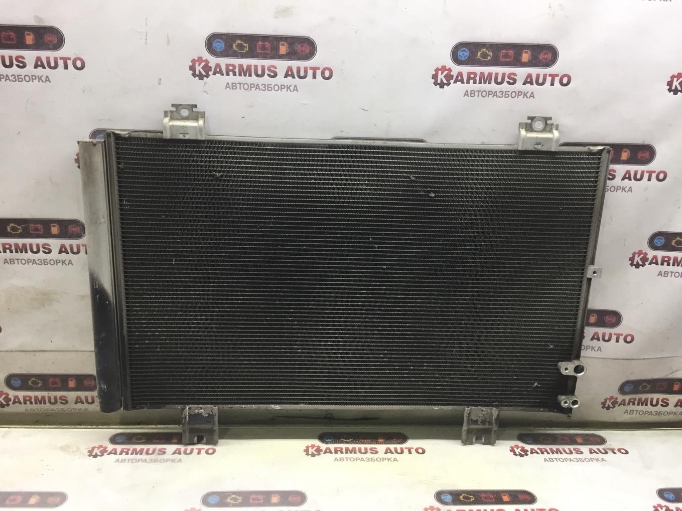 Радиатор кондиционера Toyota Crown GRS182 3GRFSE
