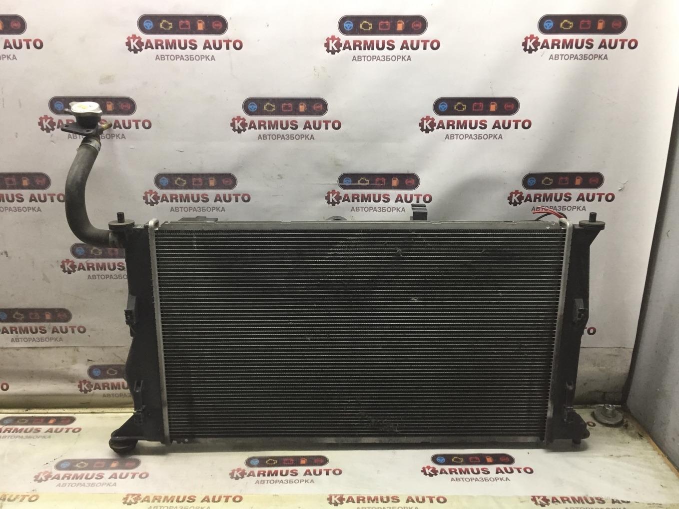 Радиатор основной Mazda Premacy CREW LFVE