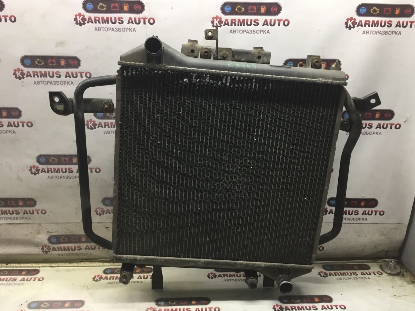 Радиатор основной Toyota Hiace KZH106 1KZTE