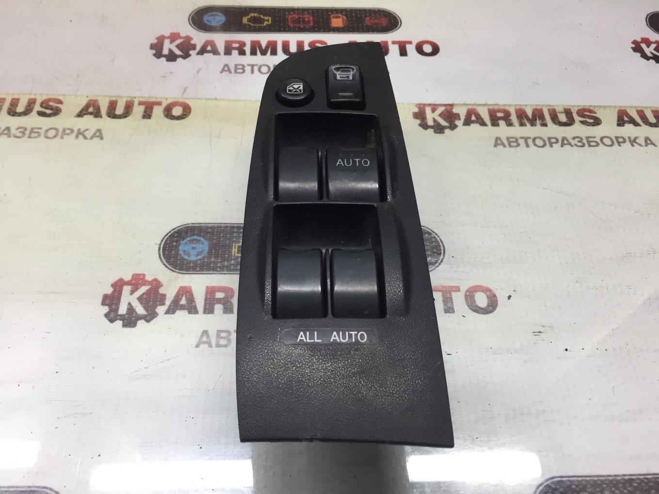 Блок управления стеклоподъемником Nissan Cima HF50 VQ30DET передний правый