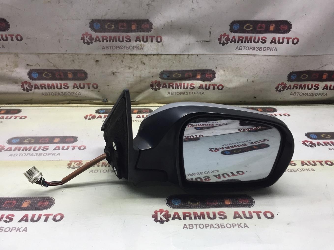 Зеркало заднего вида Subaru Exiga YA4 EJ204 правое