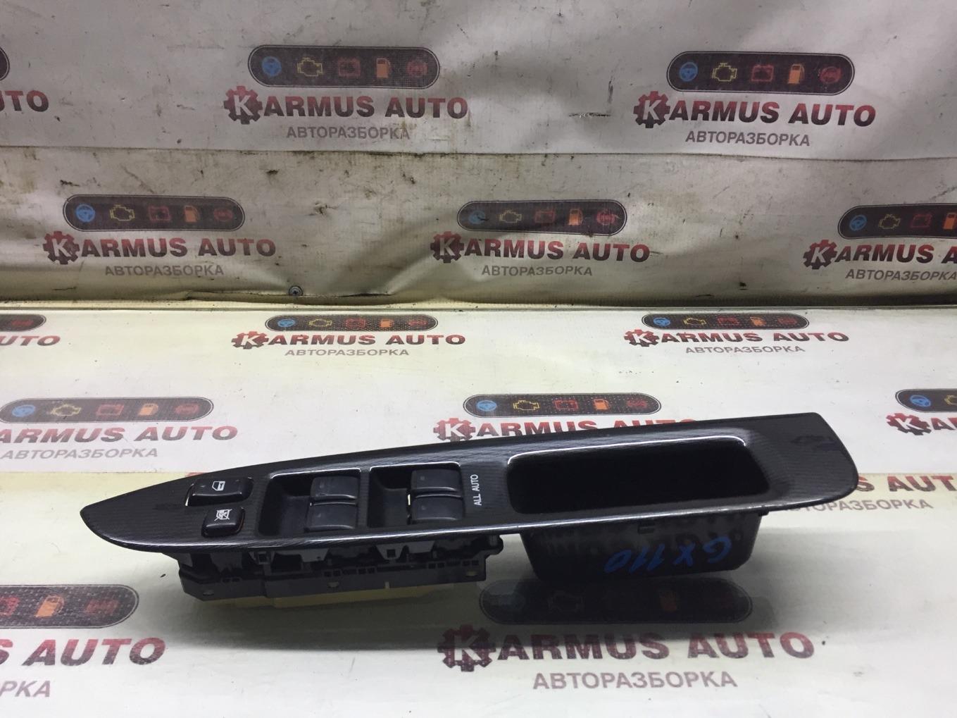 Блок управления стеклоподъемником Toyota Mark Ii Wagon Blit GX110 1GFE передний правый