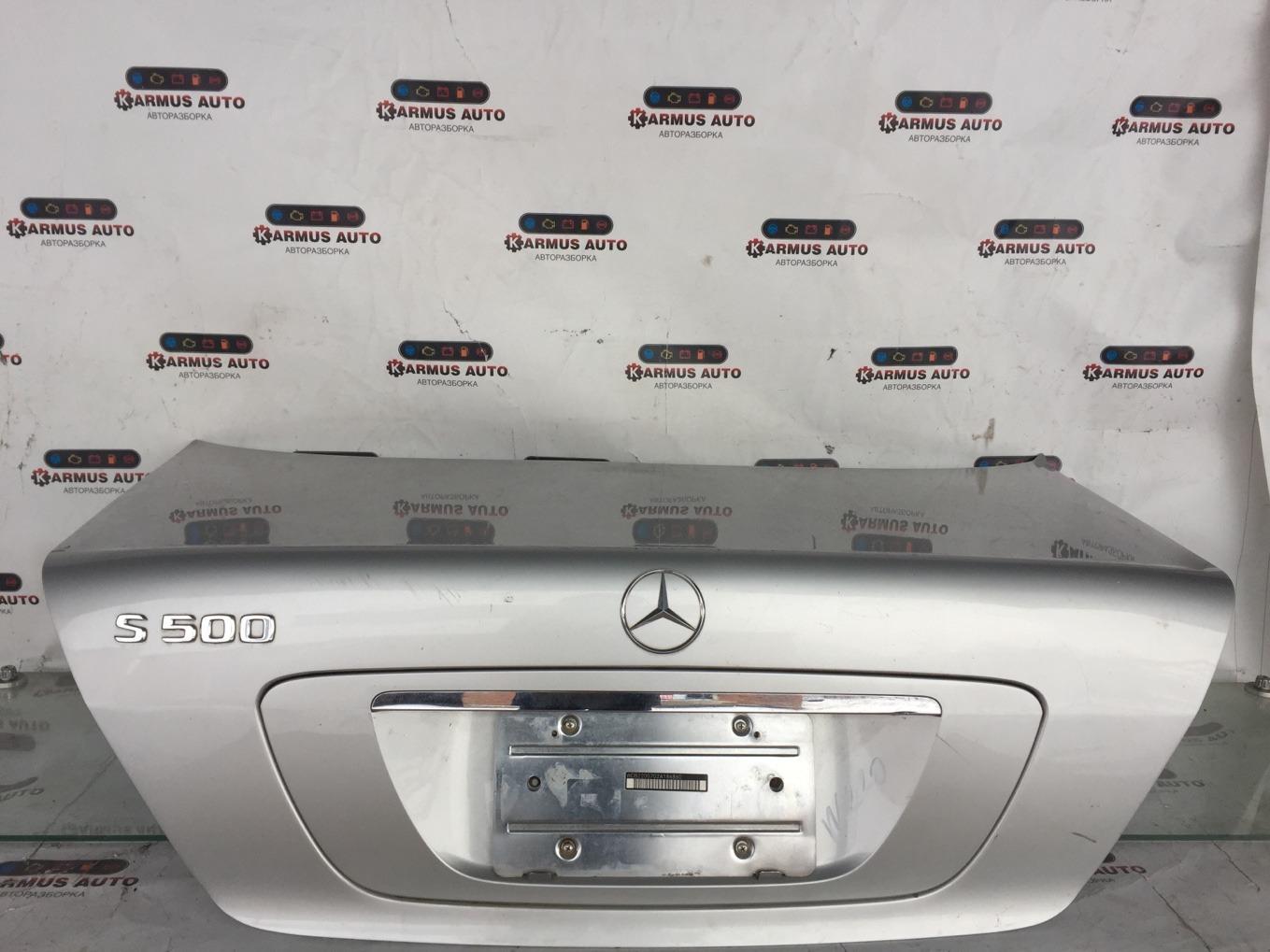 Крышка багажника Mercedes-Benz S-Class W220 M112E28