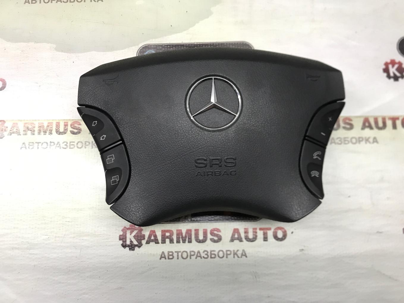 Подушка безопасности в руль Mercedes-Benz S-Class W220 M112E28