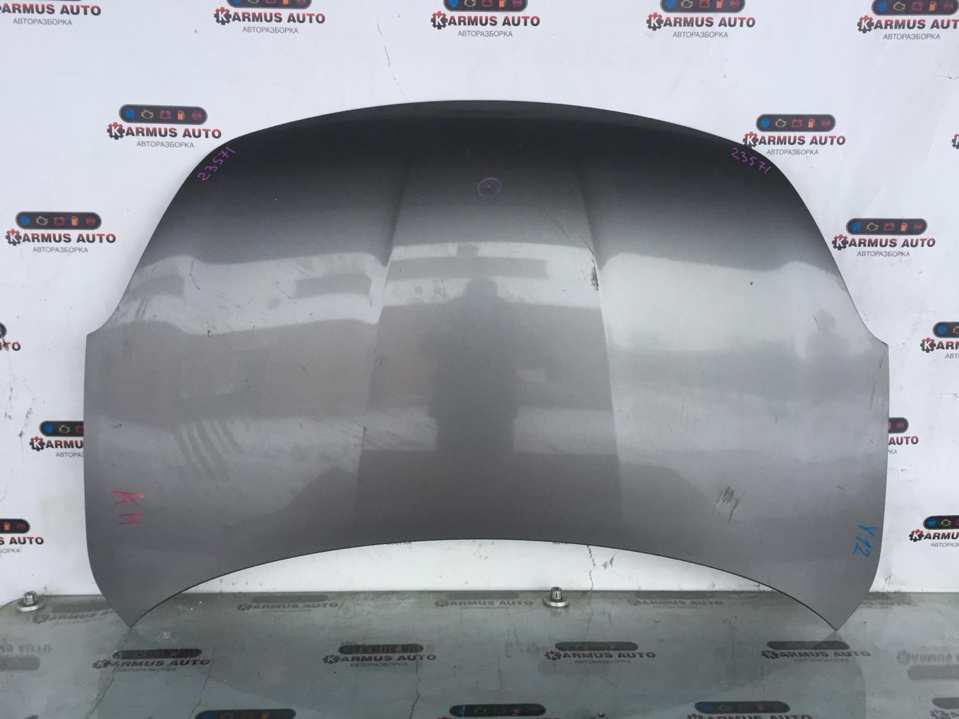 Капот Nissan Wingroad Y12 HR15DE