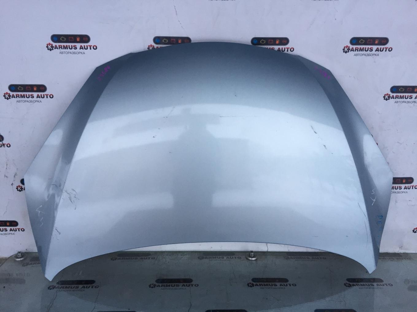 Капот Mazda Demio DE3FS ZJ-VE