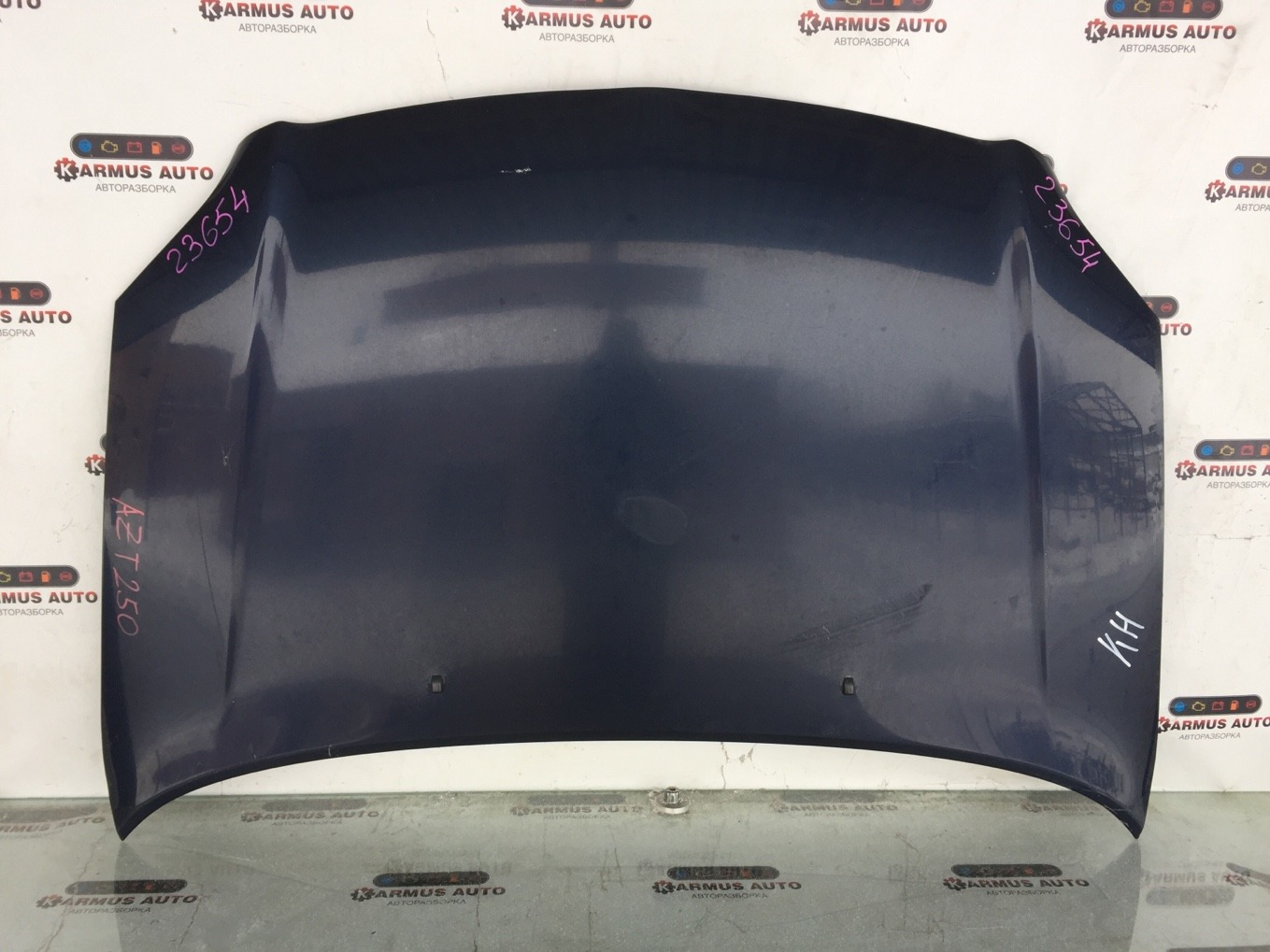 Капот Toyota Avensis AZT250 1AZFSE
