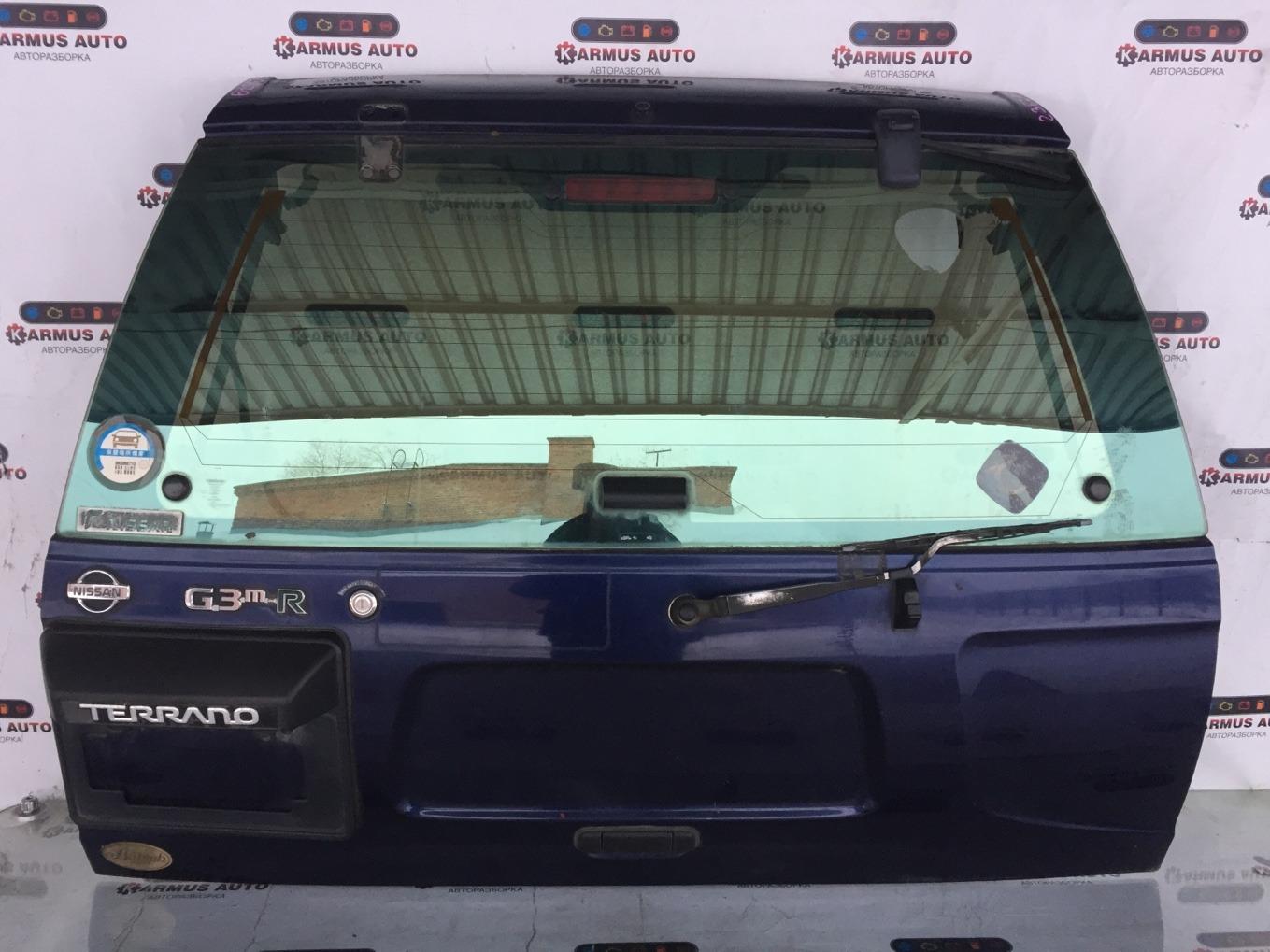 Дверь багажника Nissan Terrano RR50 QD32TI
