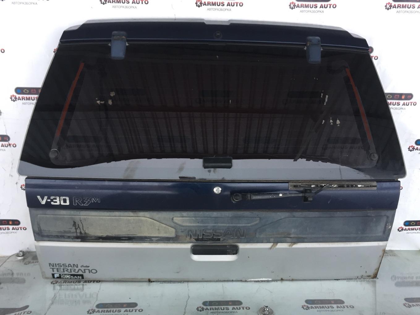 Дверь багажника Nissan Terrano WHYD21 VG30E