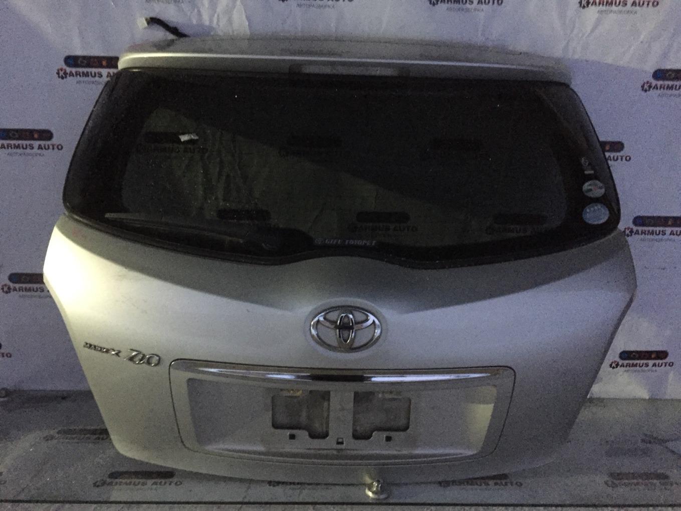 Дверь багажника Toyota Mark X Zio ANA10 2AZFE