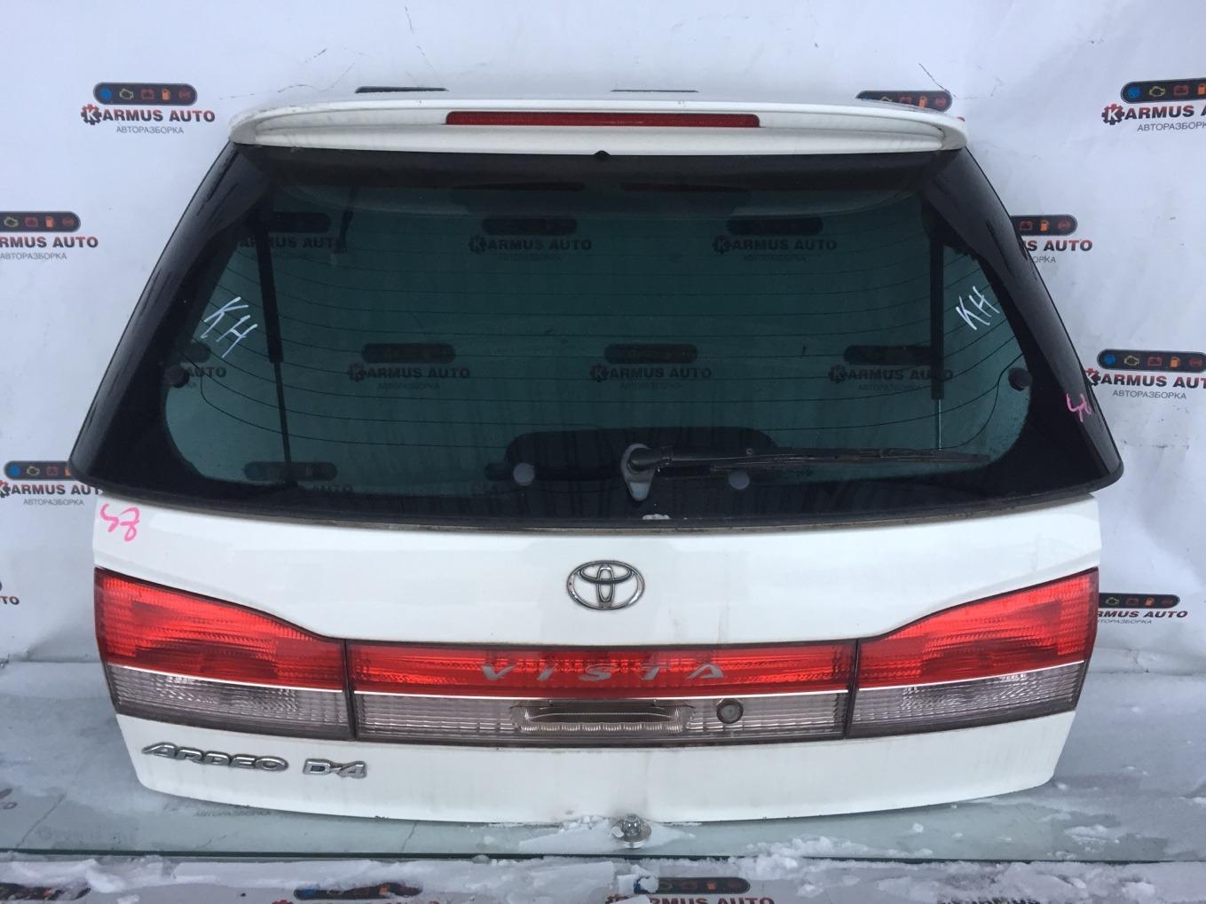 Дверь багажника Toyota Vista Ardeo SV50 3SFSE