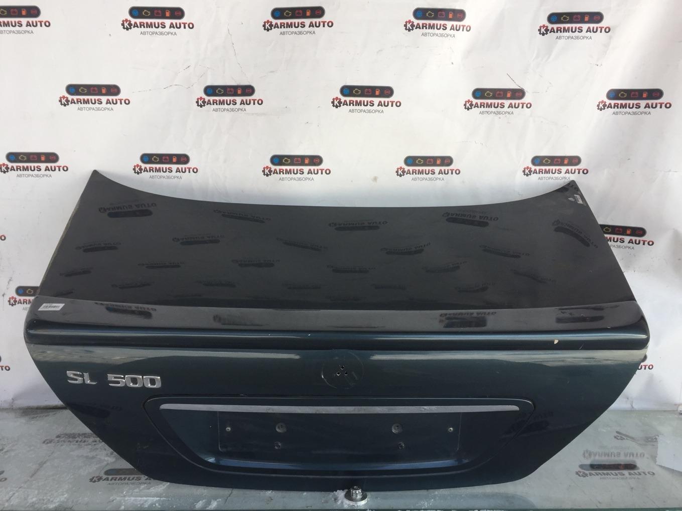 Крышка багажника Mercedes-Benz S-Class V220 M112E28