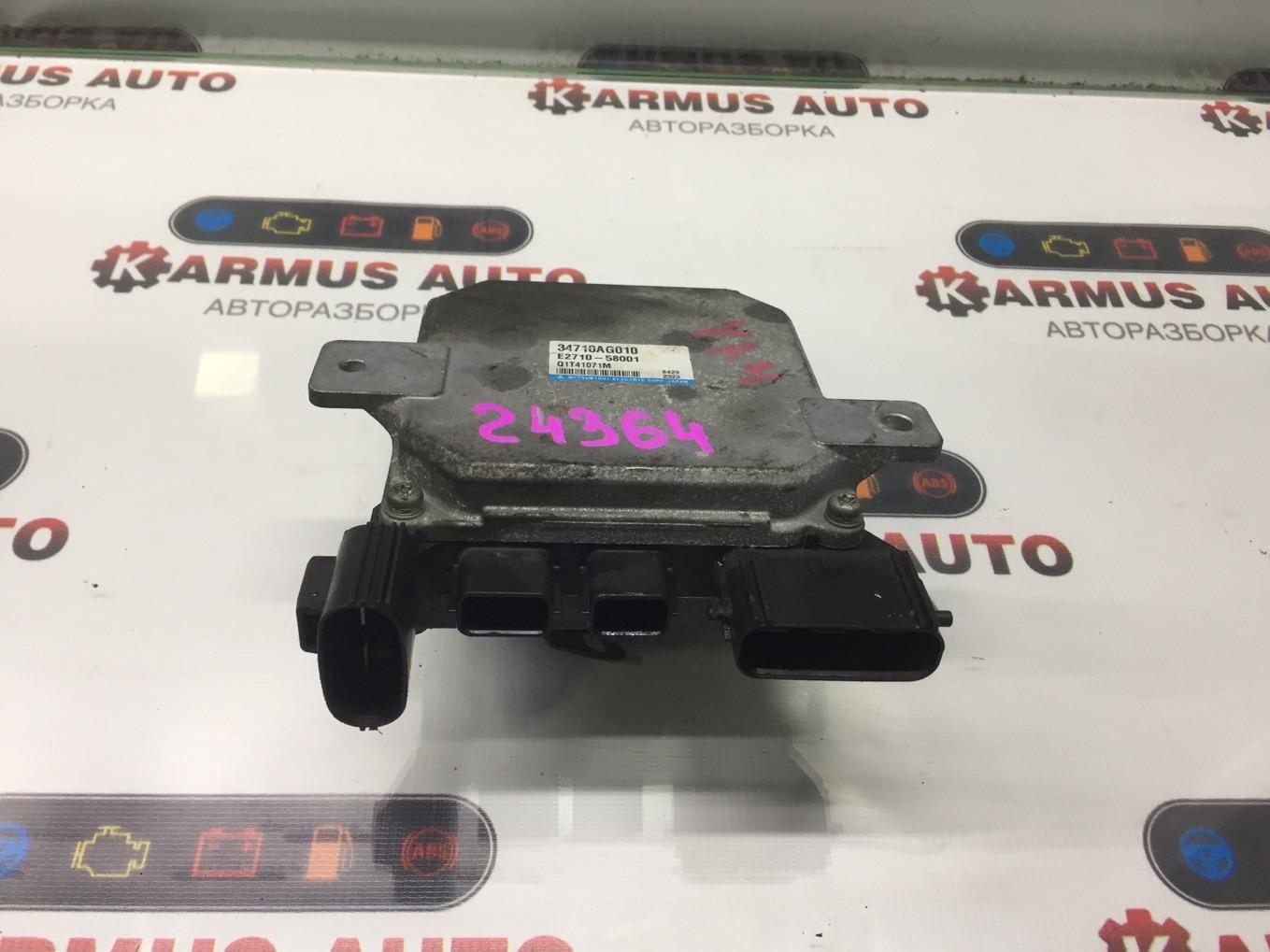 Блок управления рулевой рейкой Subaru Exiga YA4 EJ204