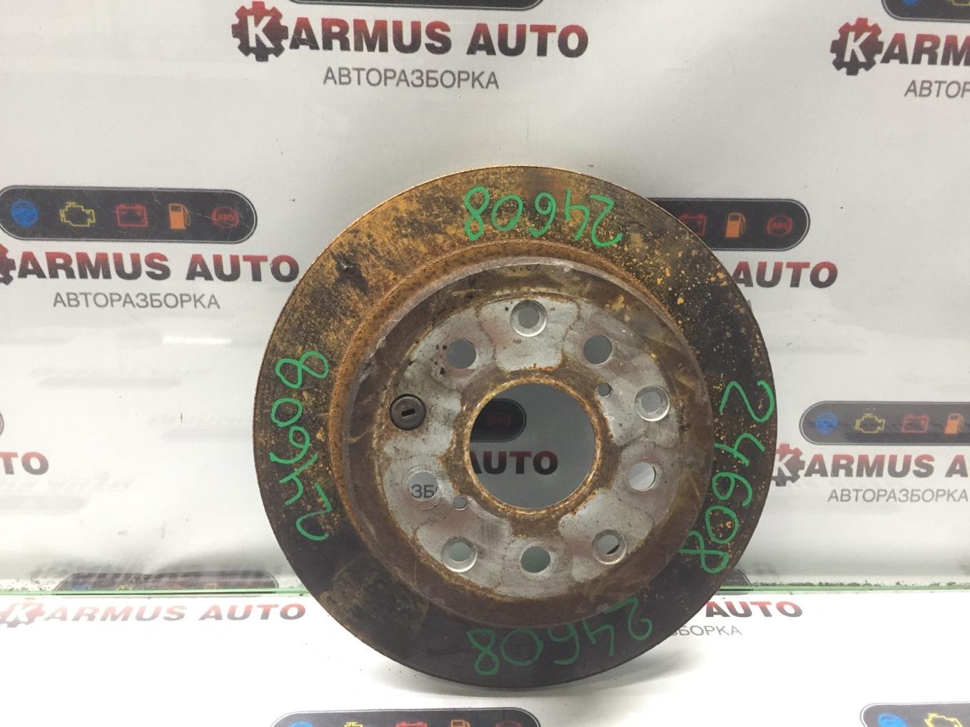 Диск тормозной Toyota Mark Ii Wagon Blit GX110 1GFE задний