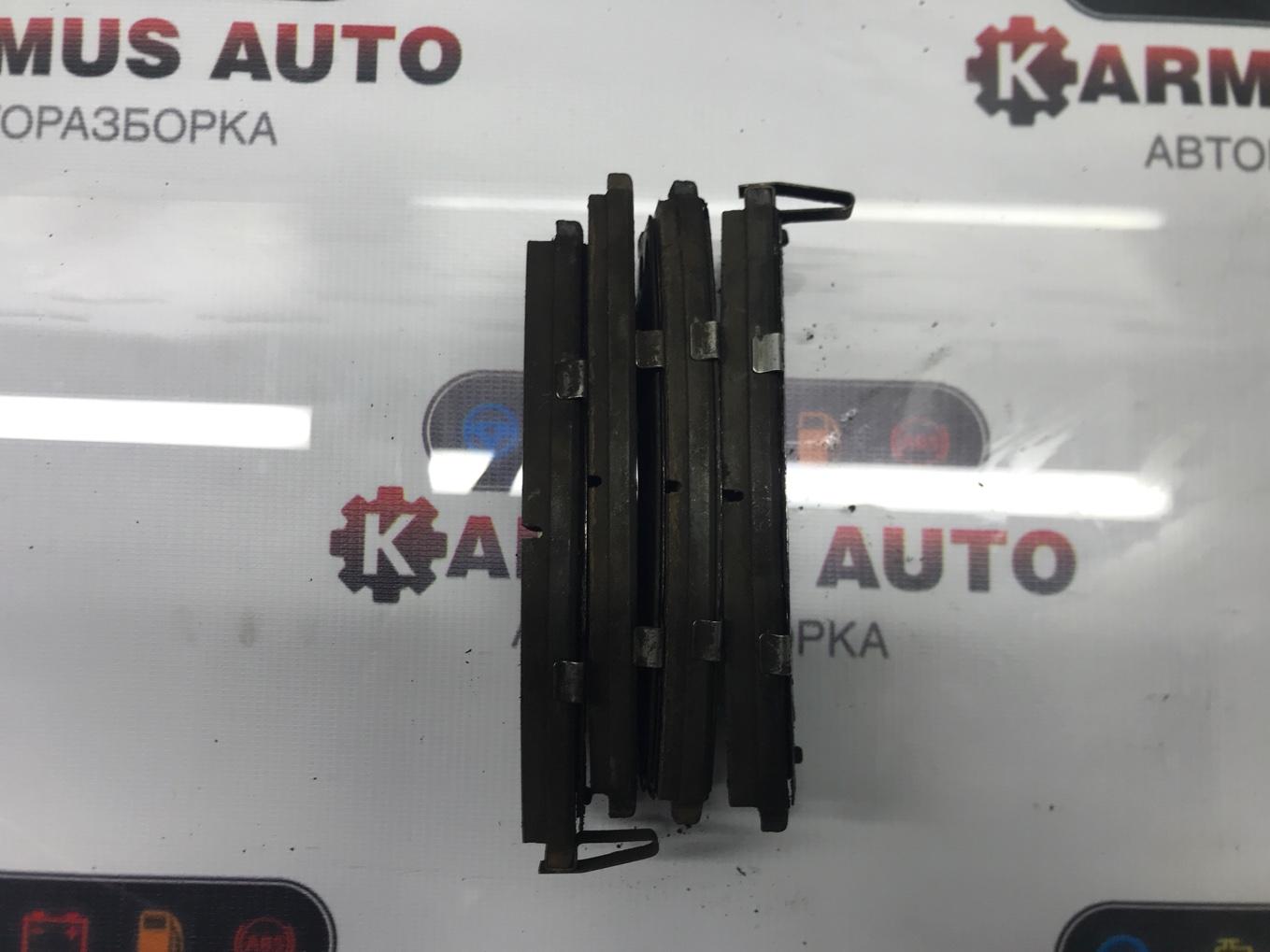 Колодки тормозные Mazda Mpv LW3W L3-DE передние