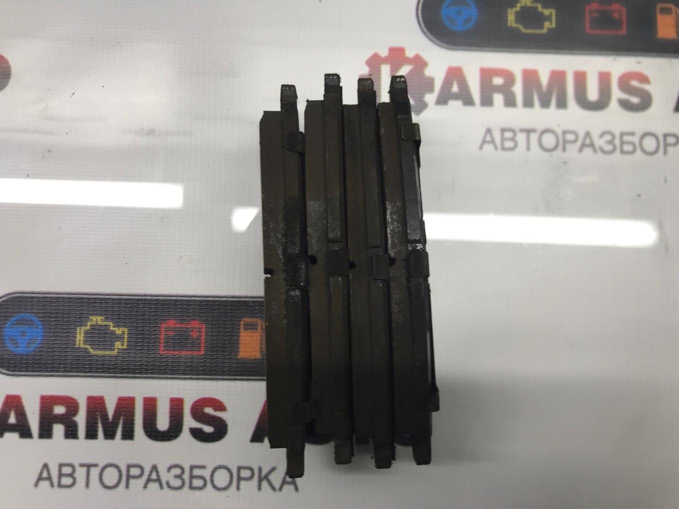 Колодки тормозные Mazda Demio DE3FS ZJ-VEM передние