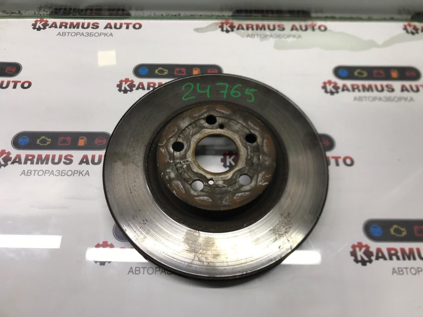 Диск тормозной Toyota Avensis AZT250 2AZFSE передний