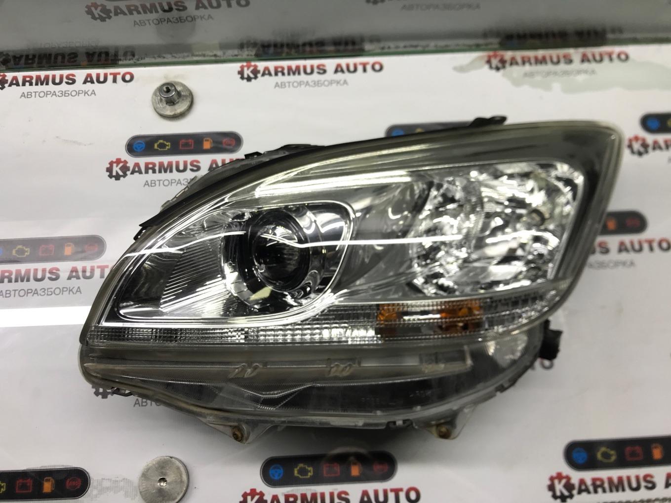 Фара Toyota Mark X Zio ANA10 2AZFE левая