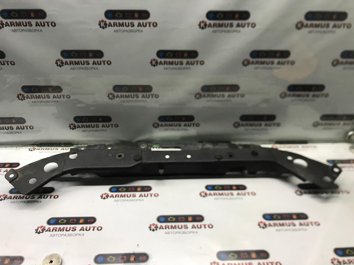 Защита радиатора Nissan Wingroad Y12 HR15DE верхняя