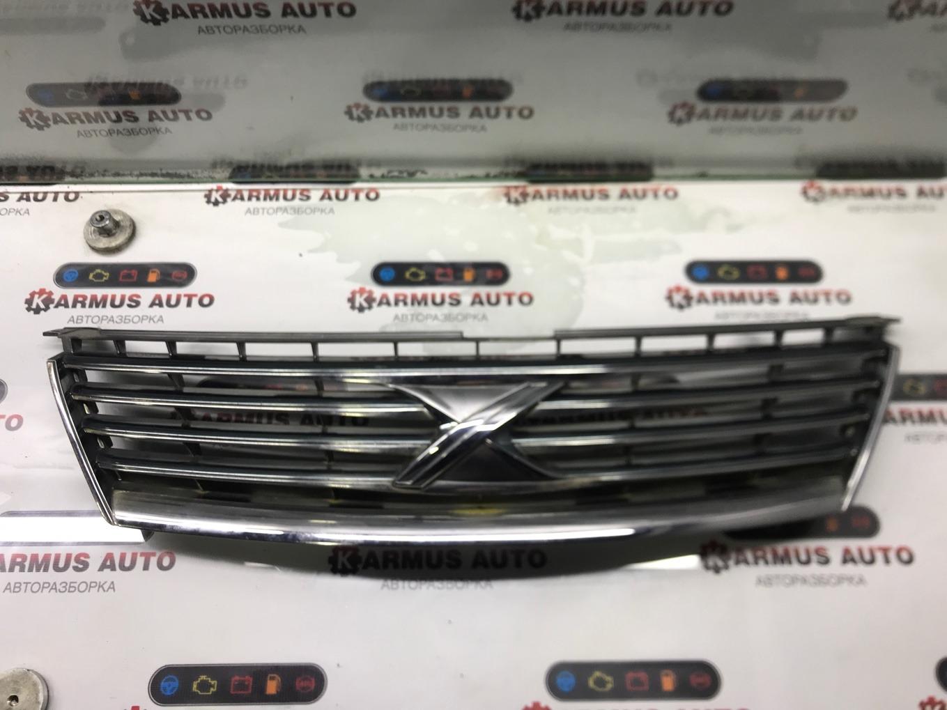 Решетка радиатора Toyota Mark X GRX120 3GRFSE