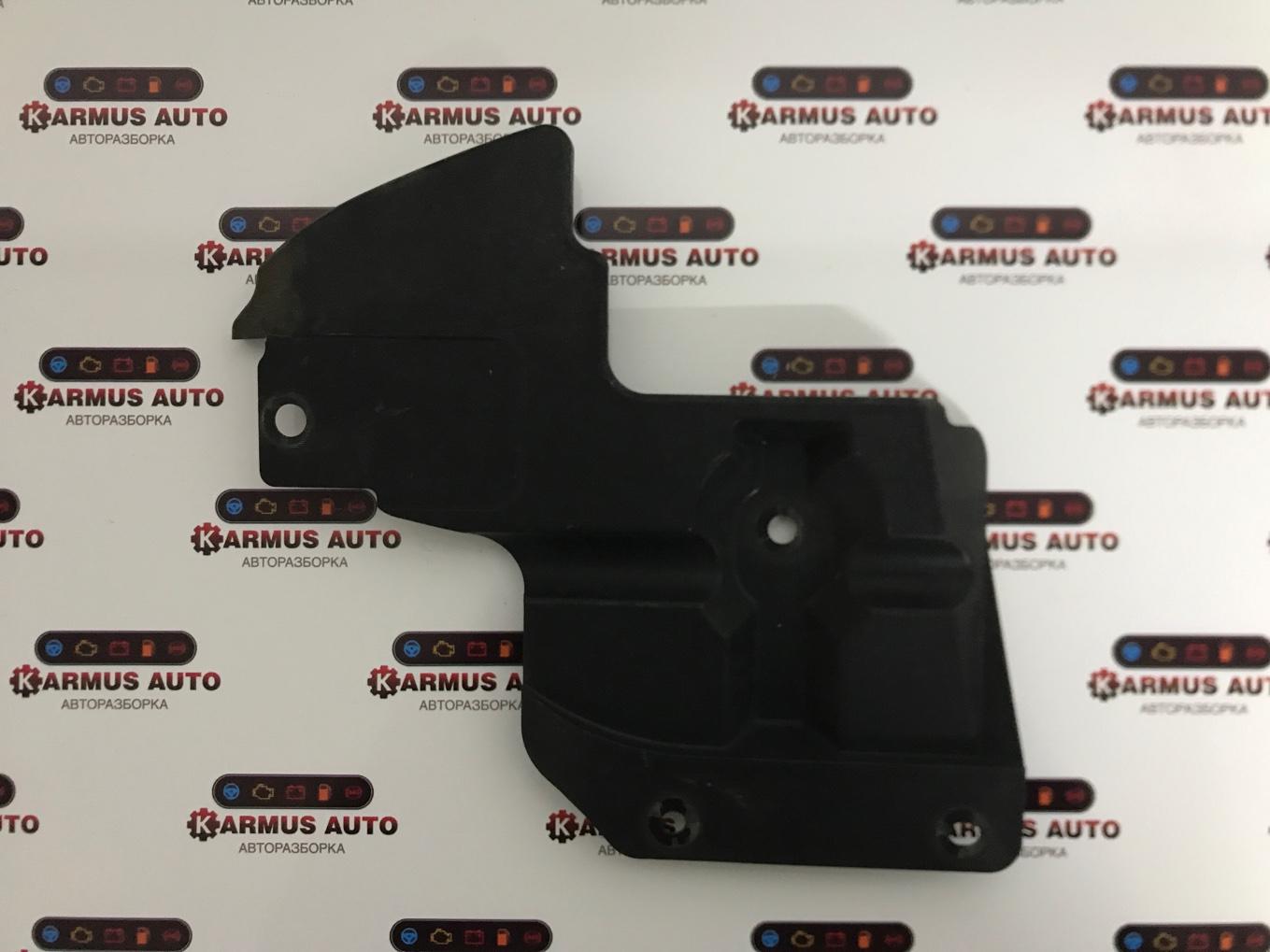 Защита радиатора Toyota Mark X GRX120 3GRFSE левая