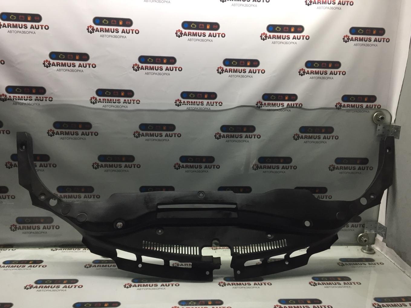 Защита радиатора Toyota Mark X GRX120 4GRFSE