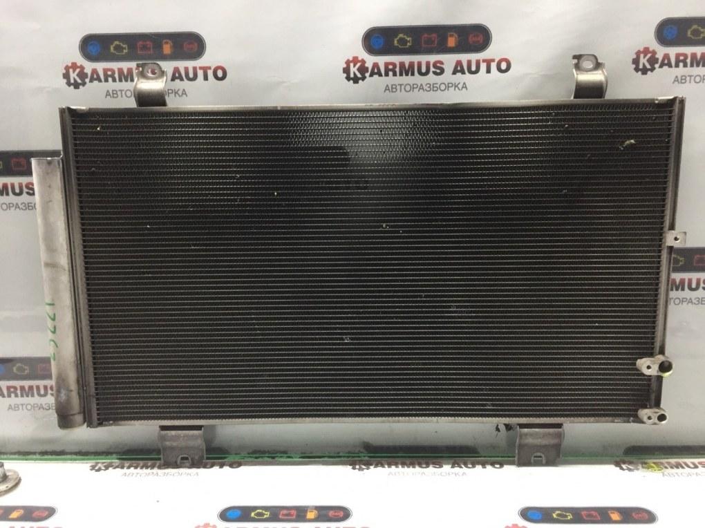 Радиатор кондиционера Toyota Mark X GRX120 4GRFSE