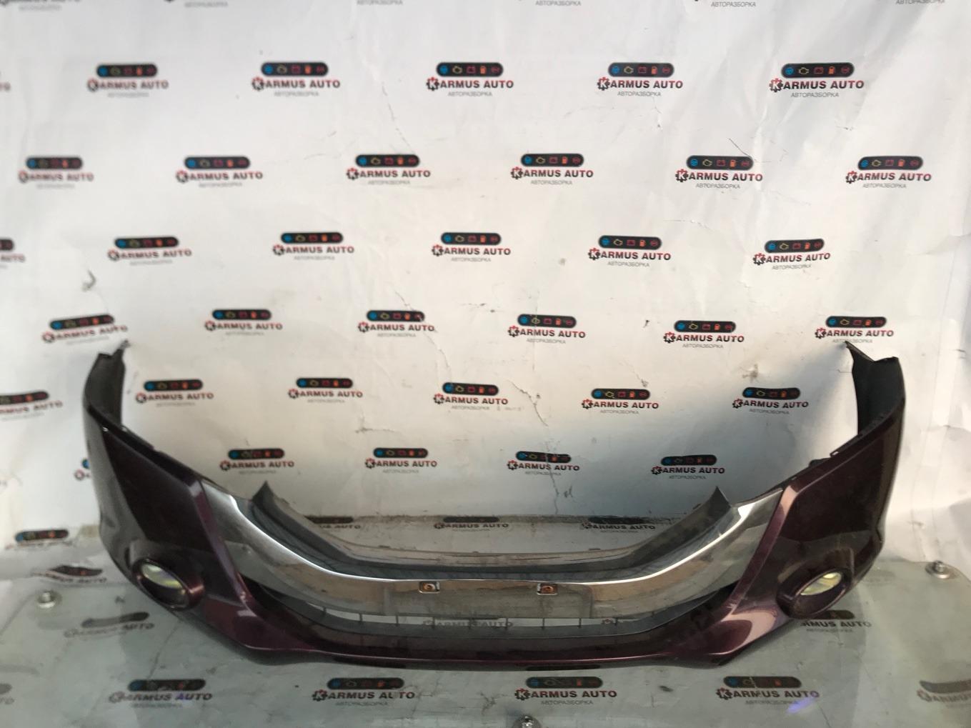 Бампер Honda Odyssey RB3 K24A передний
