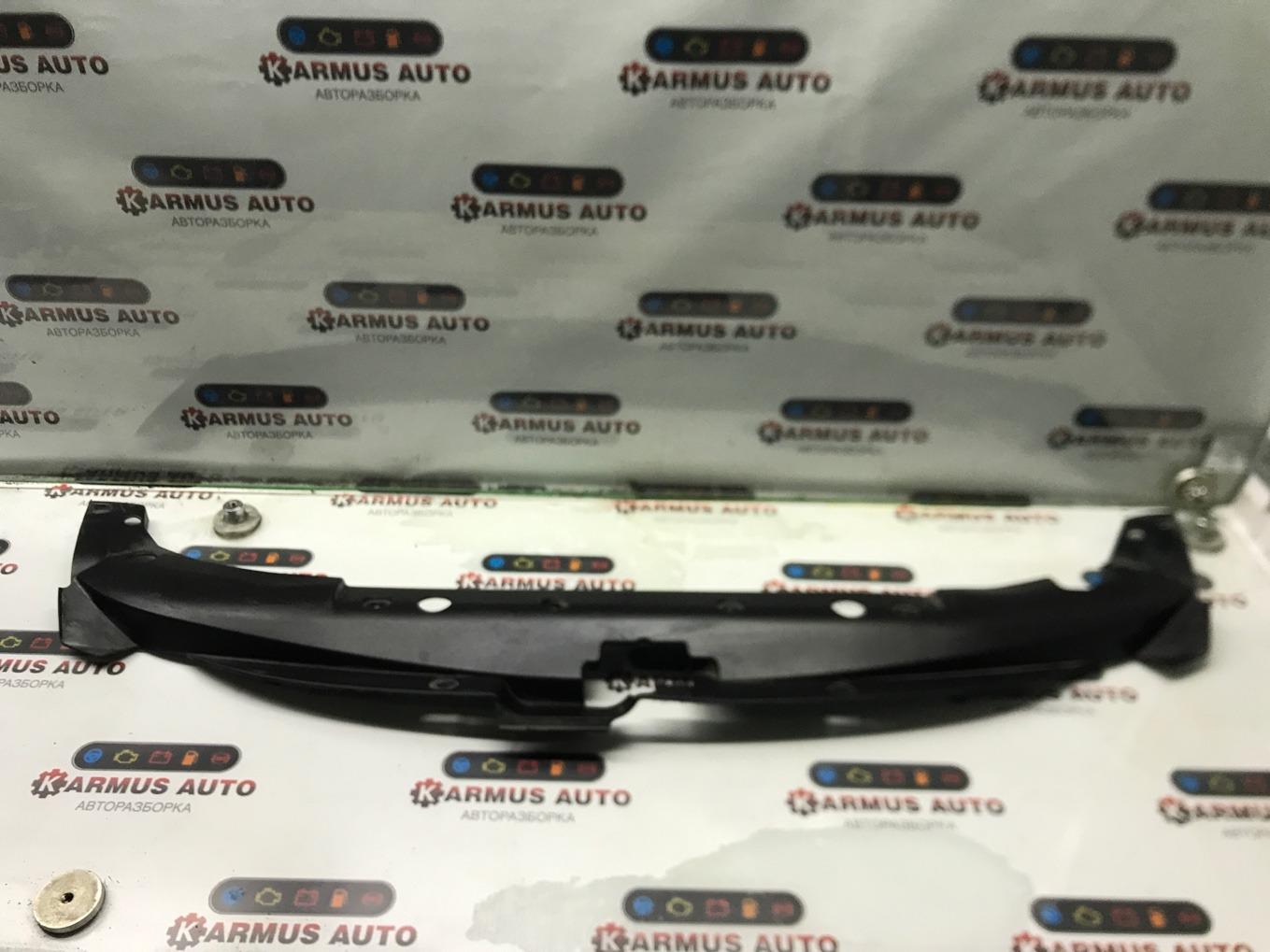 Защита радиатора Honda Odyssey RB3 K24A верхняя