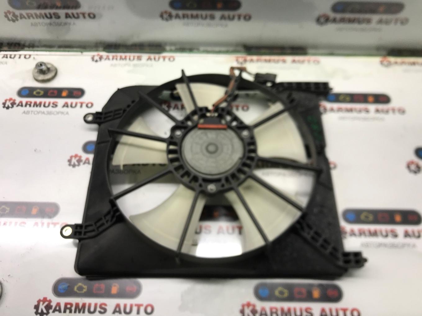 Диффузор радиатора Honda Odyssey RB3 K24A правый
