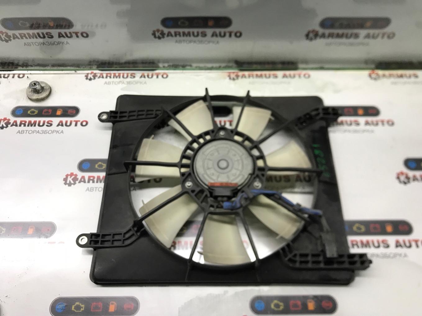 Диффузор радиатора Honda Odyssey RB3 K24A левый
