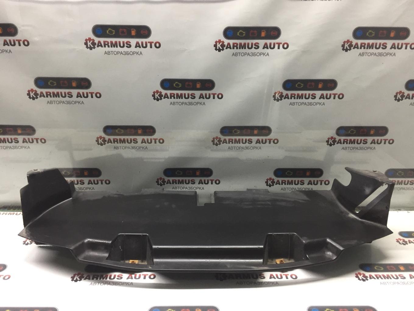 Защита бампера Toyota Mark X GRX120 3GRFSE передняя