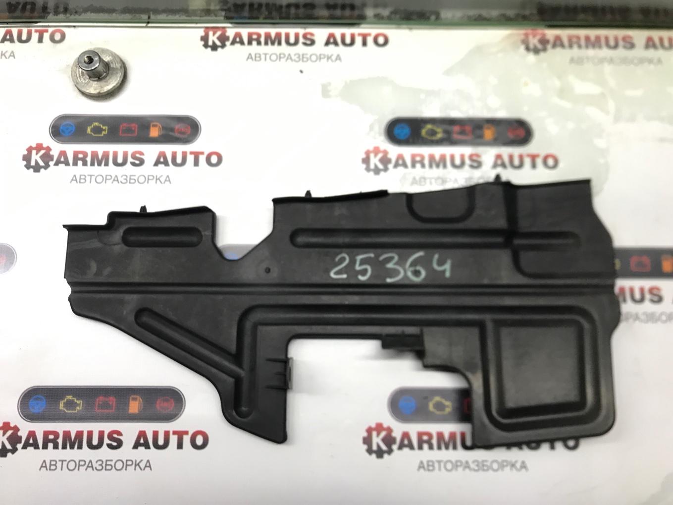 Защита радиатора Toyota Avensis AZT250 2AZFSE правая