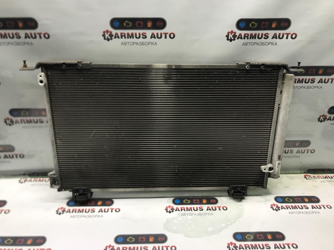 Радиатор кондиционера Toyota Avensis AZT250 2AZFSE