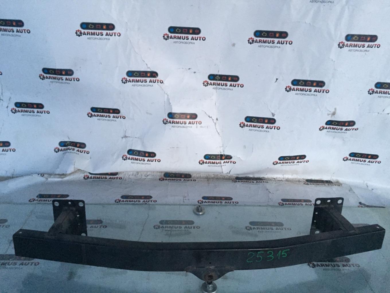 Жесткость бампера Nissan Lafesta B30 MR20DE передний
