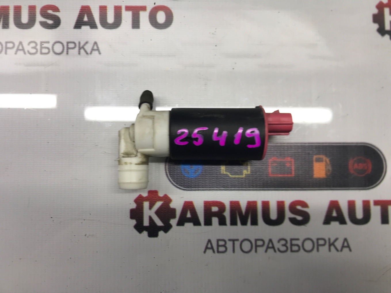 Мотор бачка омывателя Toyota Avensis AZT250 2AZFSE