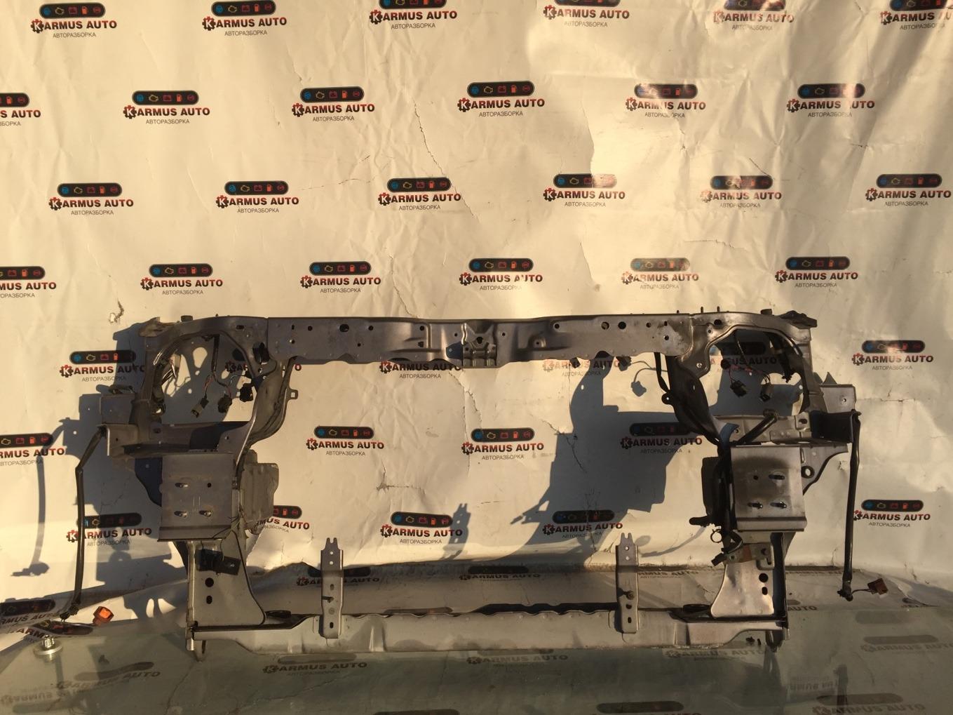 Рамка радиатора Mazda Mpv LW3W L3-DE