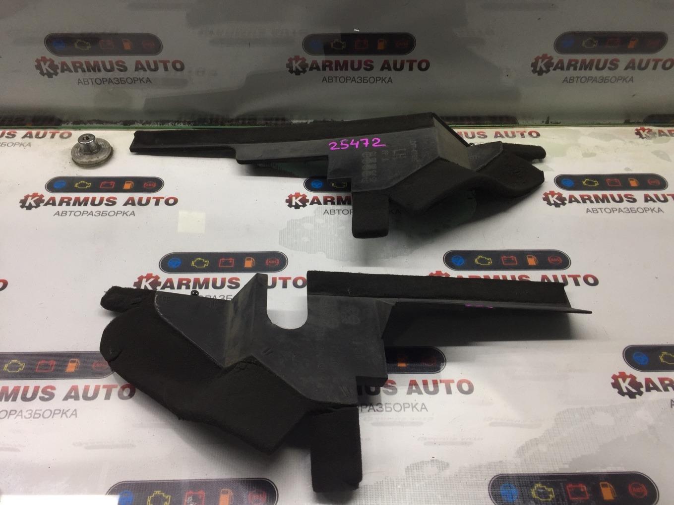 Защита радиатора Mazda Mpv LW3W L3-DE