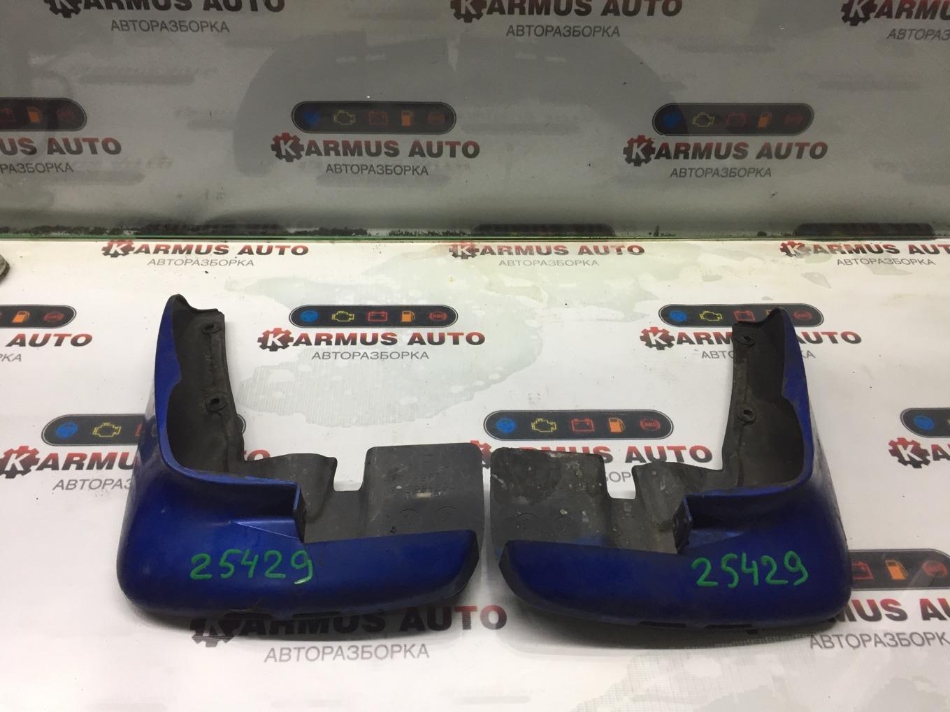 Брызговики Subaru Impreza GG2 EJ152 передние